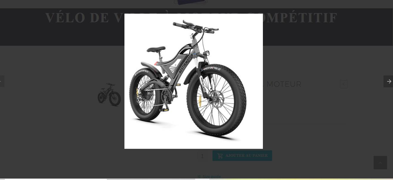 Acheter un vélo électrique