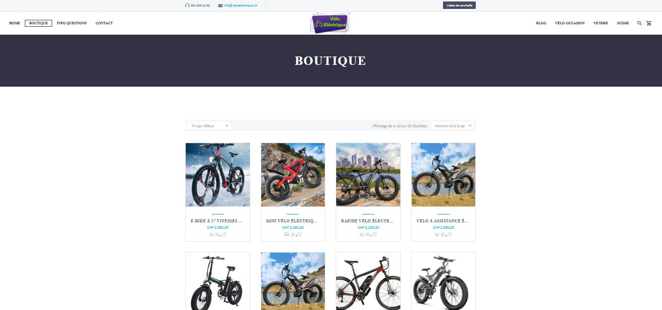 Quel vélo électrique acheter ?
