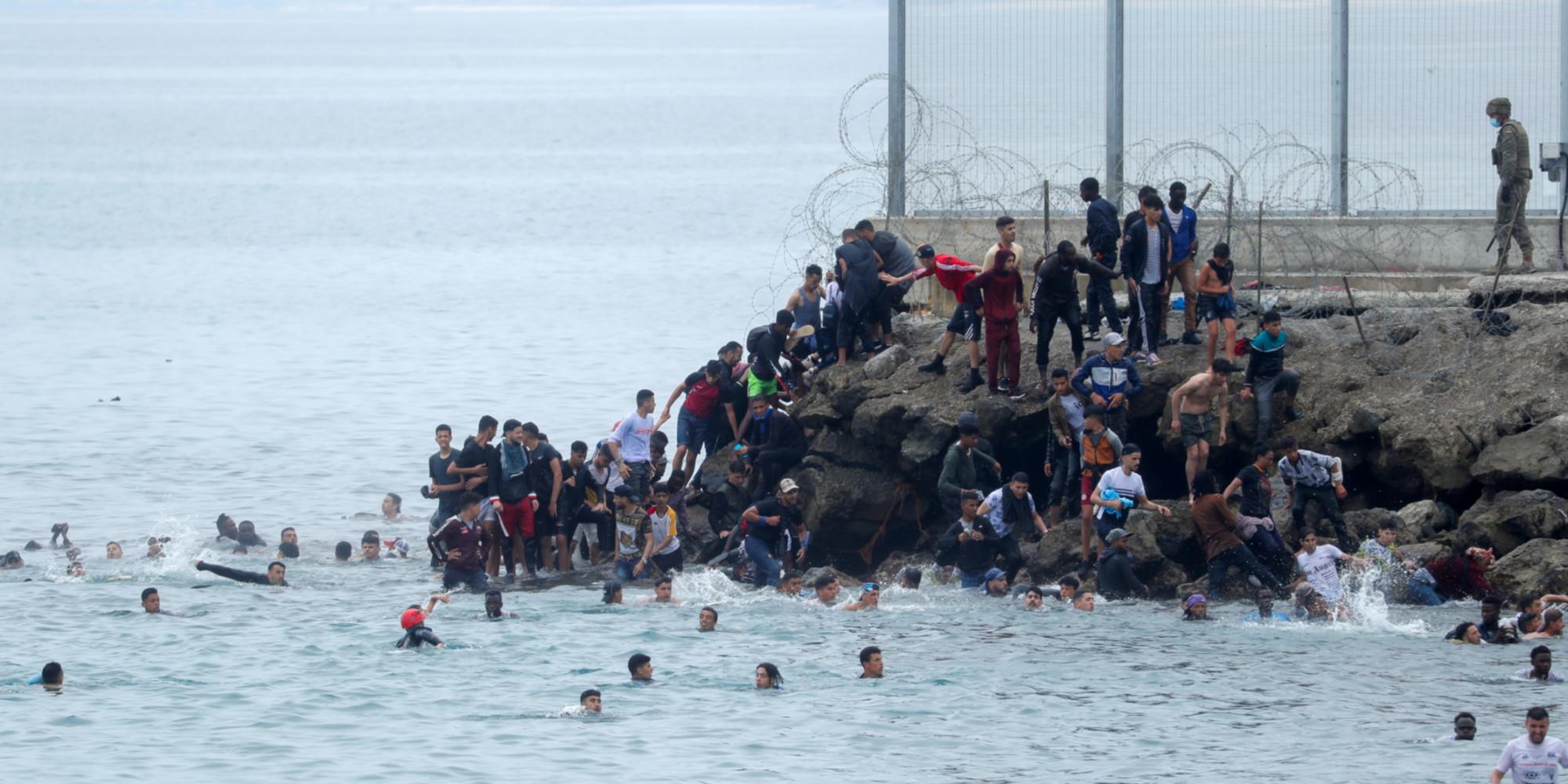 L'Espagne renvoie plus de 6 600 migrants au Maroc