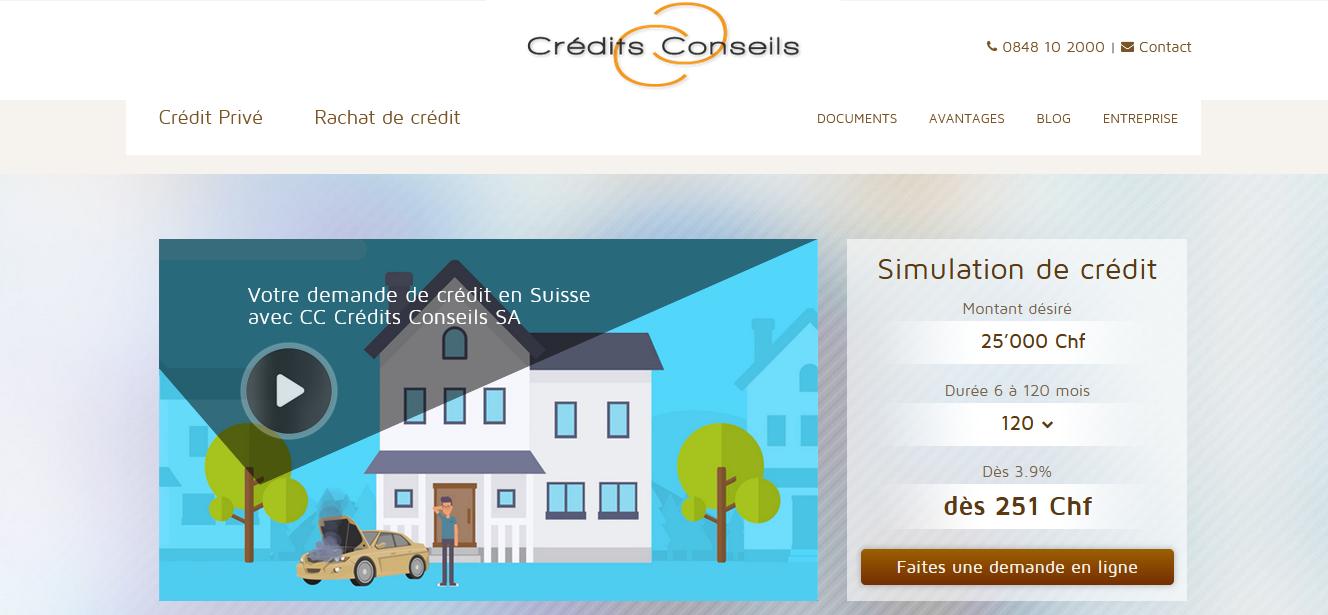 Crédit Lausanne
