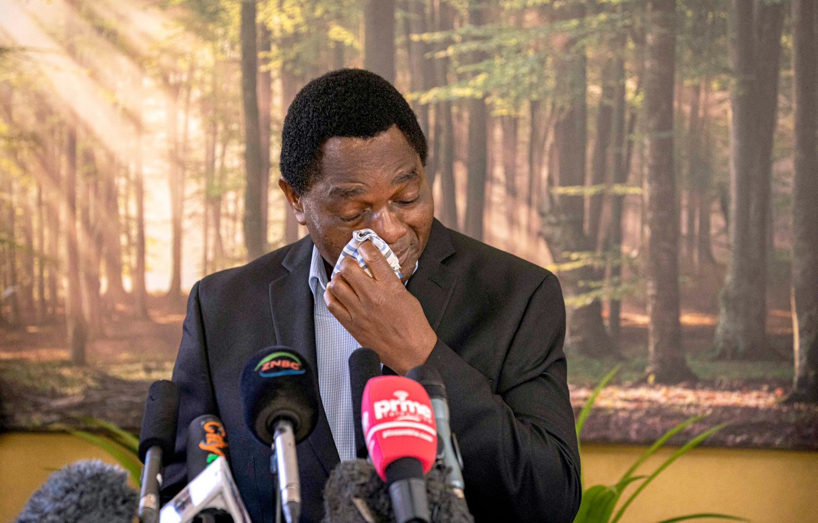 Zambie : l'opposant Hakainde Hichilema élu président