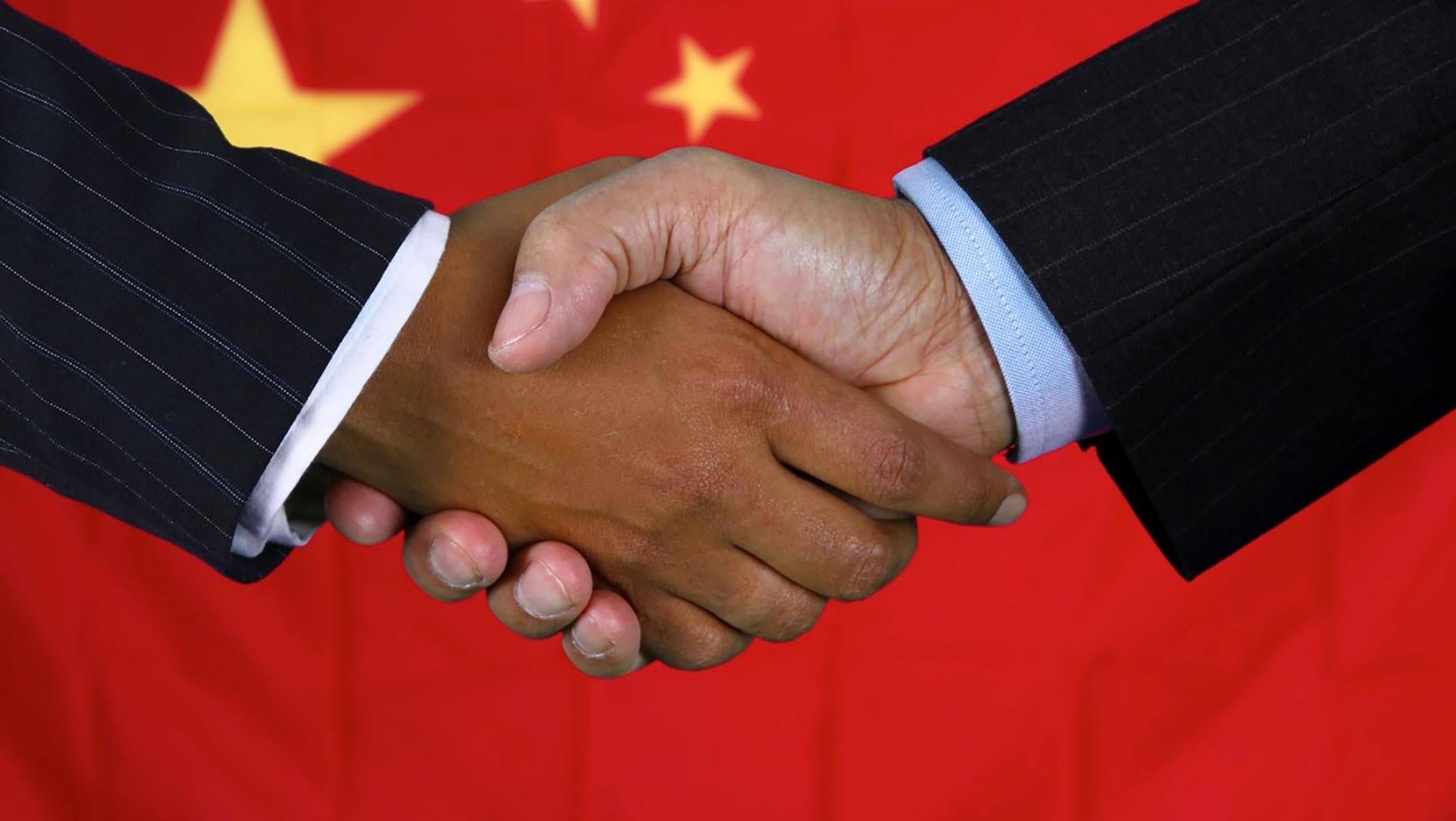 Que fait la Chine en Afrique ?(reportage suite )