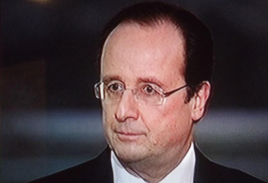 Le «destin de la France» par François Hollande