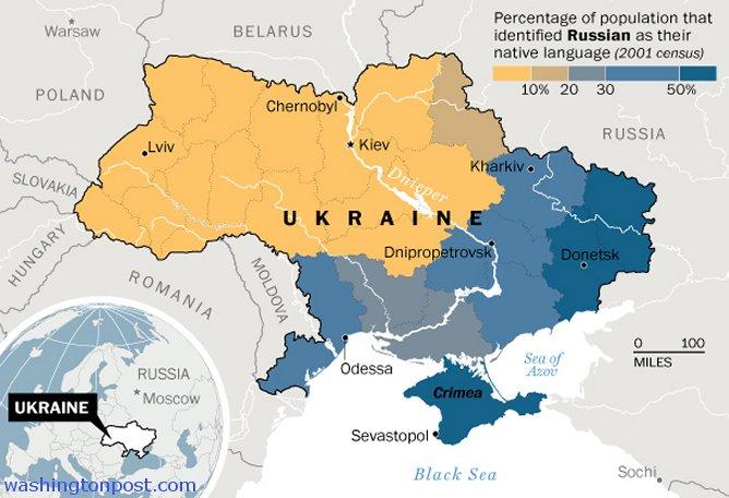Ukraine: des referendum tout en gris