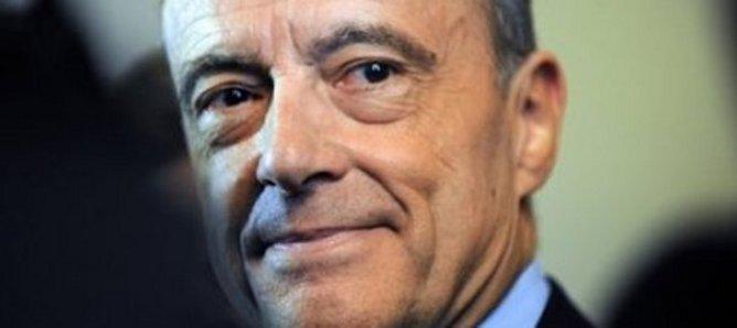 Alain Juppé et le certificat de décés de l'UMP