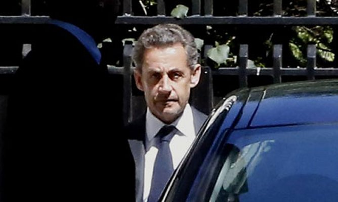Nicolas Sarkozy se soumet à l'intime conviction des magistrats