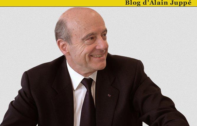 Présidentielles 2017: Alain Juppé candidat