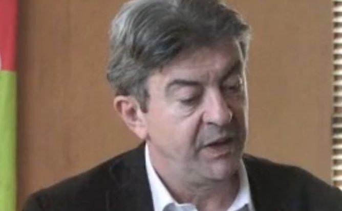 Jean-Luc Mélenchon quitte la tête du Parti de gauche