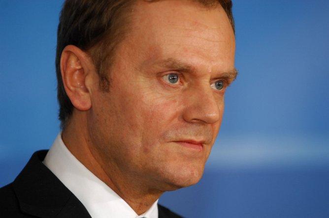 Donald Tusk président du Conseil européen