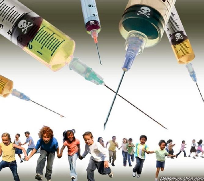 Polémique autour des vaccins