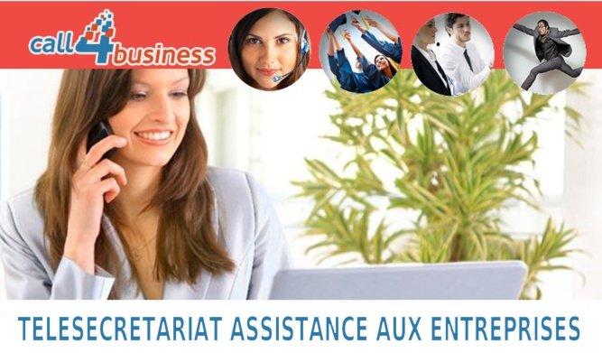 Cliquez sur l'image pour ouvrir le Site Internet de Call4Business