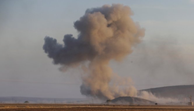 Pour ne pas perdre Kobani