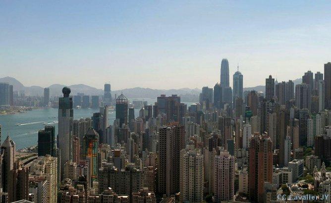 Hong Kong oubliée