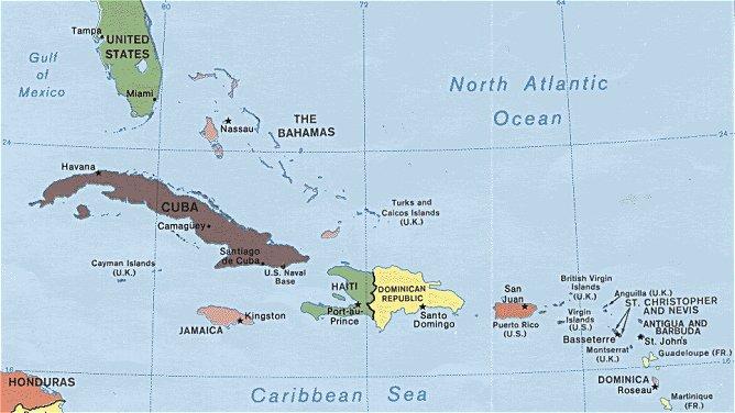 Etats-Unis Cuba: fin de guerre froide