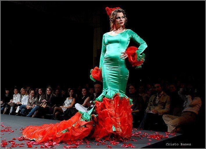 Séville : le 14ème salon international de mode flamenca, SIMOF