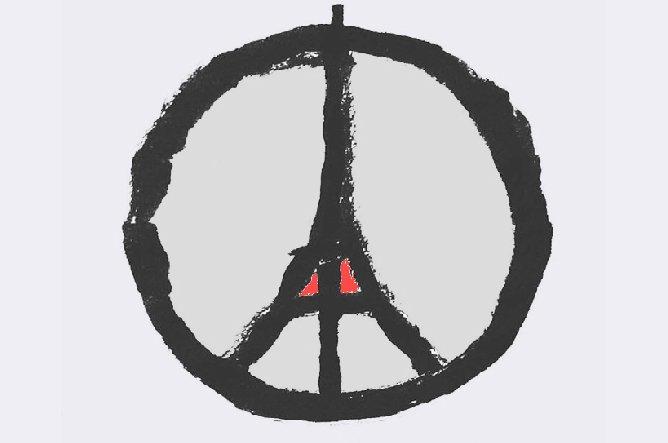 """Le message """"Pray for Paris"""" s'était échangé 7 millions de fois au bout de 24 heures"""