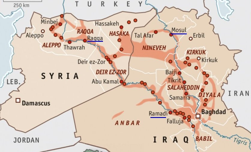 Bombardements français en Irak et en Syrie