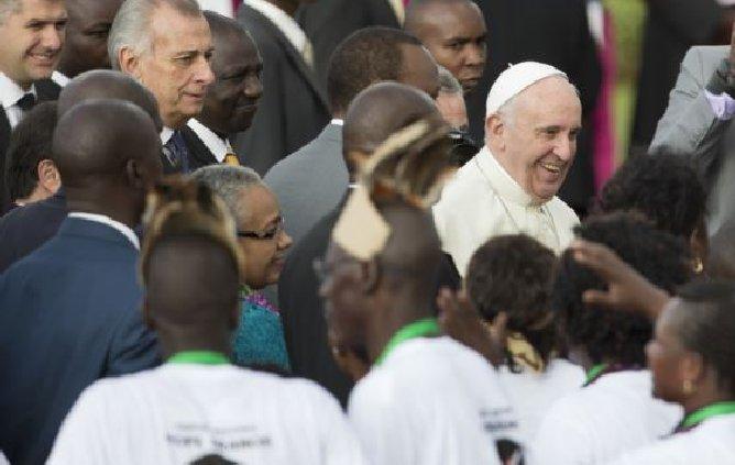 Kenya: l'engrenage de la misère dans le discours du pape François