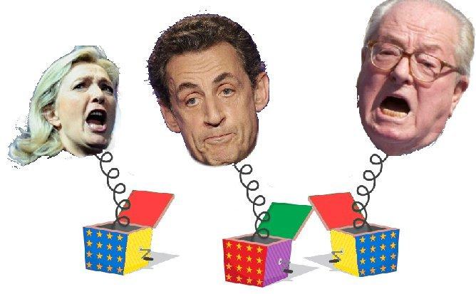 Régionales 2015: Nicolas Sarkozy met les pieds dans le plat