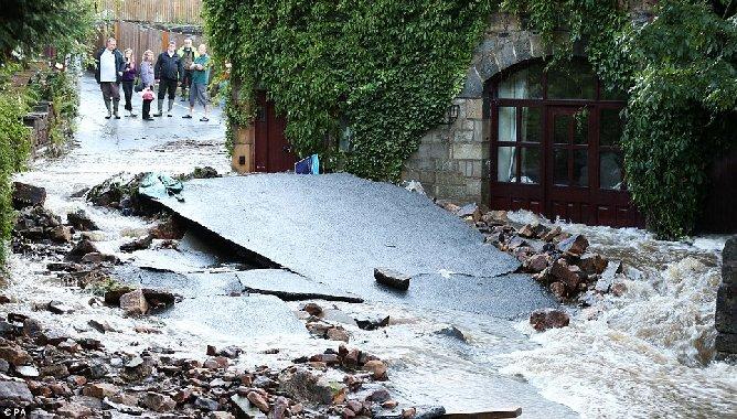 Les inondations en Amérique latine étaient prévisibles
