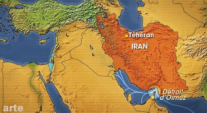 Téhéran et Washington en conflit à propos de deux navires de guerre