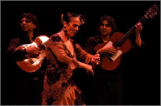 Les jeudis flamencos du centre culturel Cajasol à Seville