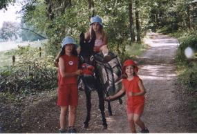 Randonnées à dos d'âne en Provence