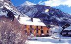 Hébergement ski randonnées Alpes