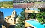 Hôtel Provence en Ventoux-Luberon