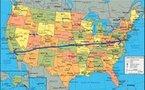 Un Américain parcourt 5.000 kilomètres à vélo pour voir Obama
