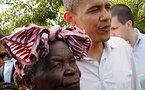 Actus monde: Obama, J - 1