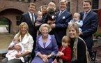 Un chauffard pointe la famille royale aux Pays-Bas
