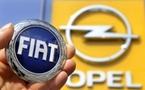 Economie: Fiat et Opel inquiètent les syndicats