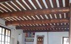 Faux plafonds et plafonds à la provençale Monteux 84