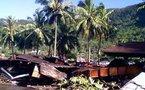 Les secouristes poursuivent leurs recherches aux Samoa