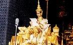 Thaïlande: anniversaire du couronnement du roi