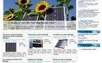 Les produits et services énérgie solaire Sénégal de Frédéric Nouaisser