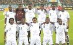 Sport:  Ghana la défaite en chantant