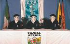 Madrid ne croit pas en une trêve de l'ETA