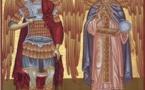 Les anges et l'Égypte antique