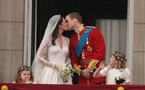 Mariage de Kate et William