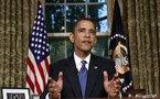 Economie: Obama hausse le ton