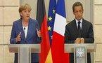 Sarkozy-Merkel: la conclusion