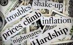 Economie: la crainte de la récession