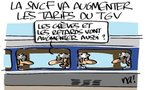 Economie: la SNCF augmentera ses tarifs