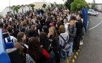 France: plus d'élèves mais moins de profs