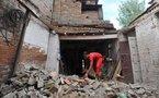 Bombe, affrontements et séisme