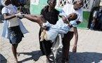Epidemie de choléra en Afrique