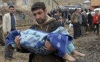 De nombreux morts pendant le Printemps Arabe
