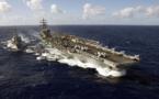 Guerre froide; Quand  la Chine prend la mer